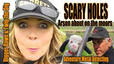 Digger Dawn & Twig the Dig - Scary Cellar Hole metal detecting! cellar Digger Dawn & Twig the Dig - Scary Cellar Hole metal detecting! Metal Detecting, Digger, Cellar, Dawn, Scary, Twiggy, Adventure, Im Scared, Adventure Movies