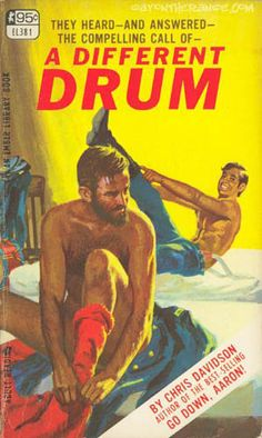 A different drum (1967) / Chris Davidson+ Ember Library EL381 | Gay On The Range [http://www.gayontherange.com/] | #gayerio