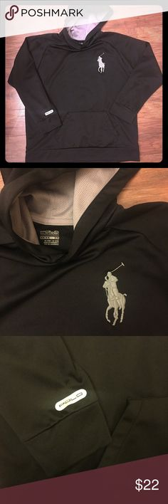 🏇Polo Ralph Lauren Boys Hoodie 🏇Polo Ralph Lauren Athletic Boys Hoodie . Big Boys size: Large . Worn maybe 3x so it is still in Perfect condition👌 Polo by Ralph Lauren Shirts & Tops Sweatshirts & Hoodies