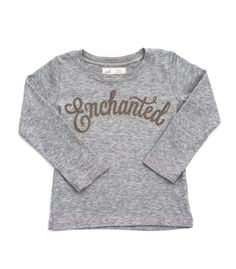 Baby Enchanted Tee//