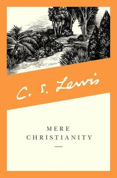 Enormously deep book packed with insight and wisdom. Mere Christianity by C.S. Lewis