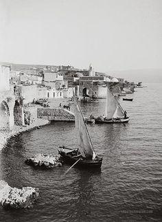 Tiberias, Palestine. 1900-1920.