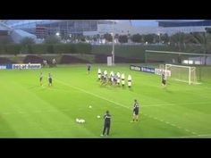 The video shows some set-pieces, crossing and finishing exercises from various training sessions of FC Schalke 04 in Doha Football Training Drills, Soccer Drills, Soccer Coaching, Football Gif, Football Coaches, Football Videos, Top Soccer, Youth Soccer, High School Soccer