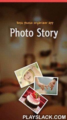 Photo Story  Android App - playslack.com ,  Bent u problemen met het beheren en organiseren van al die selfies en foto's van de populaire eetgelegenheden en familie die zich opstapelen?Photo Story wordt automatisch uw foto's voor u organiseren zonder al die klikken!Recensies van Facebook-gebruikers+ Ik geloofde het niet op het eerste, maar ik opende deze app en het organiseerde al mijn foto's.+ Great! Het organiseert automatisch mijn foto's! Het is zo handig!+ Ik kan het gebruiken als mijn…