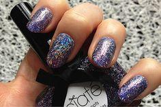 ciate purple mani #SephoraColorWash #Purple