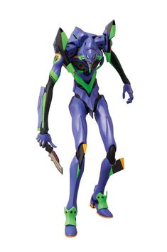 [w/First Production Bonus Parts] Real Action Heroes Neo No.597 EVA-01 TEST TYPE