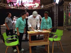 La Viceministra de Turismo Nacional, Esther Hernández, asistió a esta competencia cargada de alegría y diversión