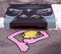 Storm Drain Art: Legal Urban Art from Brazil
