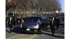 Scenes From the Inaugural Parade   Hot Wheels