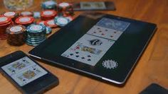 It's a tradition. One in need of an upgrade. Shelve the bent cards for this app, which turns an iPad into a one-touch Texas Hold 'Em dealer and everyone's iPhone into a virtual hand of cards. Play Casino Games, Games To Play, Online Gambling, Online Casino, Casino Sites, Best Ipad, Mobile Casino, Poker Games, Online Poker