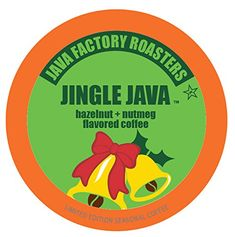 Java Factory Jingle Java Review & #Giveaway - Ends 1/13/17