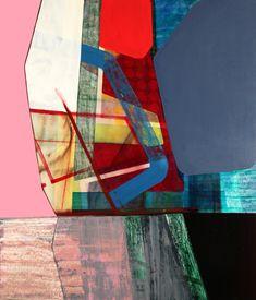 Nick Lamia, Untitled (2009), oil on canvas, 36 x 42 inches. Via nicklamia.com.