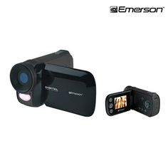 I found this amazing Emerson High Definition Digital Camcorder at nomorerack.com for 75% off. Sign up now and receive 10 dollars off your first purchase