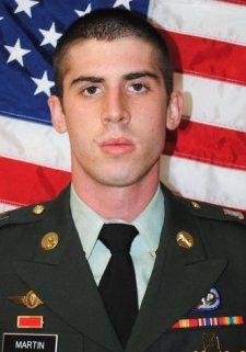 Army SPC. Ethan J. Martin, 22, of Lewiston, Idaho. Died August 7, 2012, serving during Operation Enduring Freedom. Assigned to 1st Squadron, 40th Cavalry Regiment, 4th Brigade Combat Team (Airborne), 25th Infantry Division, Joint Base Elmendorf-Richardson, Alaska. Died in Koragay, Paktia Province, Afghanistan, of wounds suffered when he encountered enemy small-arms fire.