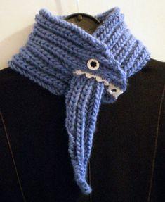 monster scarf