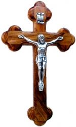 Every Catholic home has at least one crucifix hanginghttp://ourholyhome.com/products/11-stations-of-the-cross-crucifix.html