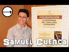 Samuel Cuenca Rodríguez, escritor de 'La esperanza del caballero legenda...