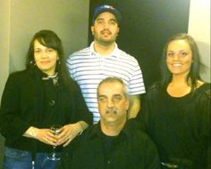 My beautiful family == Blessed