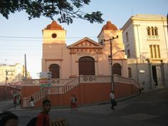 Santiago de Cuba in Santiago de Cuba