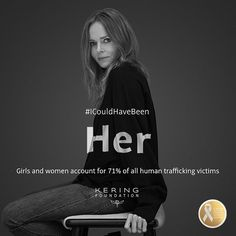 We as women are a team we have to support each other and stick together. Men are showing their support and now we must all join forces. I am confident that the younger generation of women and men will use their voice and will stop the violence. @stellamccartney Founder & Creative Director Stella McCartney and @kering_official Foundation Board Director Discover more about the Project and the Ambassador on http://ift.tt/2izEOAZ and Follow the hashtags: #ICOULDHAVEBEEN #KERINGFORWOMEN…