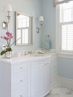 Can't wait to redo my bathroom and loving the white!