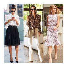 Instagram media by vestyou - 3 looks para você trabalhar linda! 🎀 @vestyou @vestbloggers #modafeminina #modaparameninas #fashion #fashionista #fashionstyle #fashionblogger #style #streetstyle #streetfashion #itgirl #instablog #instamoda #inspiração #consultoriademoda #consultoriadeestilo #consultoriadeimagem #minspira #looks #lookbook #lookblogueira #lookdavidareal #lookinspiracao #blogueiraspe #bloggerstyle #blogueirademoda #blogueiras #blogueirasrecife