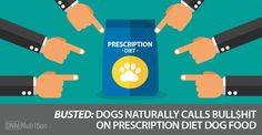 If your veterinarian ever wants you to feed your dog a prescription diet dog food, this is the million dollar question you need to ask.