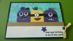 Crafty Cow Creations: MINIONS!!!!!!!!!!!!!!!!!!!!!!!!!!!!!!!!!!!!