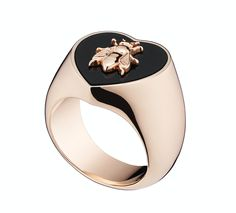 We're Obsessing Over Dior's New Lucky Charm Rings via @WhoWhatWearUK