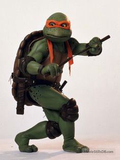 Teenage Mutant Ninja Turtles III - Movie stills and photos Ninja Turtles Movie, Teenage Mutant Ninja Turtles, Michelangelo, Manga, Usagi Yojimbo, Mini Turtles, Cosplay, Cartoon Games, Super Hero Costumes