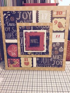 Craftwork Cards Festive Chalkboard