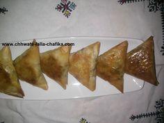 chhiwate lalla chafika: بريوات بالكفتة و الخضر لذآآذ و سهلين في التحضير Ramadan, Ethnic Recipes, Blog, Blogging