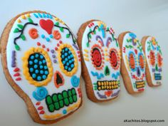galletas decoradas de frida kahlo - Buscar con Google