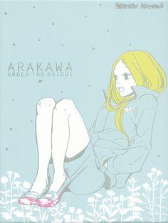 Hikaru Nakamura, Shaft (Studio), Arakawa Under the Bridge, Nino (Arakawa Under The Bridge)