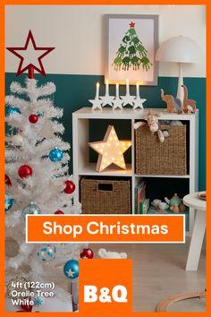 Christmas Bedroom, Christmas Kitchen, Family Christmas, Diy Christmas, Christmas Wreaths, Christmas Decorations, Holiday Decor, Cleaning Vinegar, Home Decor Shelves