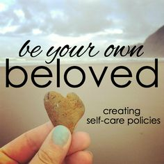 "Be Your Own Beloved: Creating Self-Care Policies by Vivienne McMaster: ""This course invites you to think about new ways to create more space for self-care in your life. Self-care isn't just buying ourselves things or taking baths though! In Week One you'll be invited to look at self-care through 7 different perspectives to help you find self-care tools that are a right fit for you. What works for one person might not fuel another so you will be creating a self-care plan that is designed for…"
