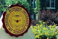 College logo Central Michigan University, World Traveler, Chips, College, Fire, Spaces, Logo, University, Logos