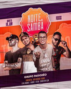 Samba, Flyer Design, Designers, Photoshop, Link, Movie Posters, Designer Fonts, Platform, Film Poster