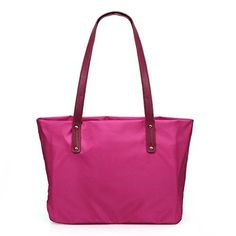 New Trending Shopper Bags: BMC Womens Hot Pink Waterproof Nylon 2 in 1 Fashion Shopper Tote and Wristlet Clutch Handbag Set. BMC Womens Hot Pink Waterproof Nylon 2 in 1 Fashion Shopper Tote and Wristlet Clutch Handbag Set   Special Offer: $13.75      166 Reviews This hot pink 2 in 1 shopper tote and wristlet bag set allows you bring all of your essentials with you, no matter where you go. These stylish bags are...