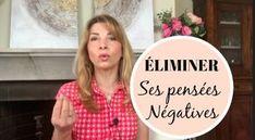Éliminer ses pensées négatives et être plus heureuse