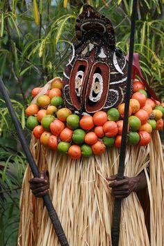 Oceania - Papua New Guinea Mask