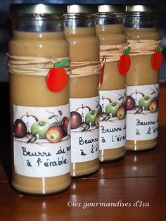 Recette facile qui fonctionne bien Dessert Pots, Compote Recipe, Canadian Food, Caramel Recipes, Xmas Food, Apple Butter, Quebec, Brunch, Food And Drink