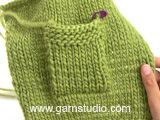 Garnstudio Drops design's Videos on Vimeo Knitting Help, Knitting Stiches, Knitting Videos, Easy Knitting, Knitting Patterns Free, Knitting Projects, Drops Design, Garnstudio Drops, Moss Stitch