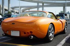 TVR Car Club, Japan