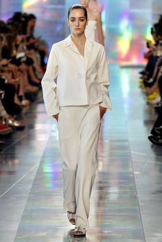 Christopher Kane Spring 2013 Ready-to-Wear Fashion Show - Josephine Le Tutour