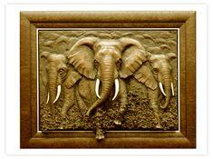 WALL 3D ART | Fiberglass Statue | Bas Relief Sculpture | Fiber (FRP) Murals for home, hotels - 3D Wall art Mural, Wall Relief sculpture, FRP Wall Murals | Chennai, Mumbai, Bangalore, New Delhi