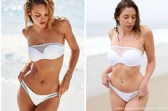 What Victoria's Secret Swimsuits Look Like on Non-Models!