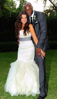 Khloe Kardashian celeb-wedding-style