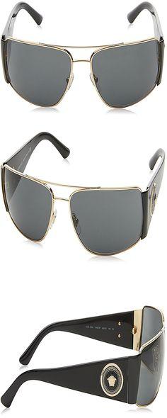 44d9b96e301 Versace Mens Sunglasses (VE2163) Metal mens sunglasses