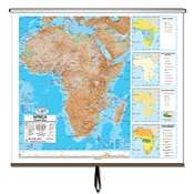 Website to get Retractable classroom wall Maps